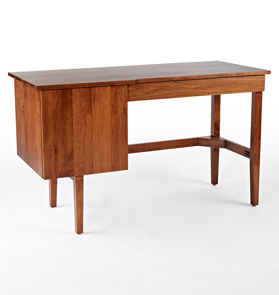 Reed La Plant Benton Desk by Rejuvenation