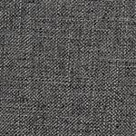 Linen Weave Zulu Charcoal