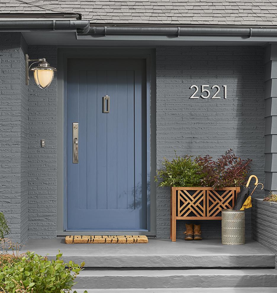Share your style #myonepiece & Orion Exterior Tubelatch Door Set with Geneva Lever | Rejuvenation