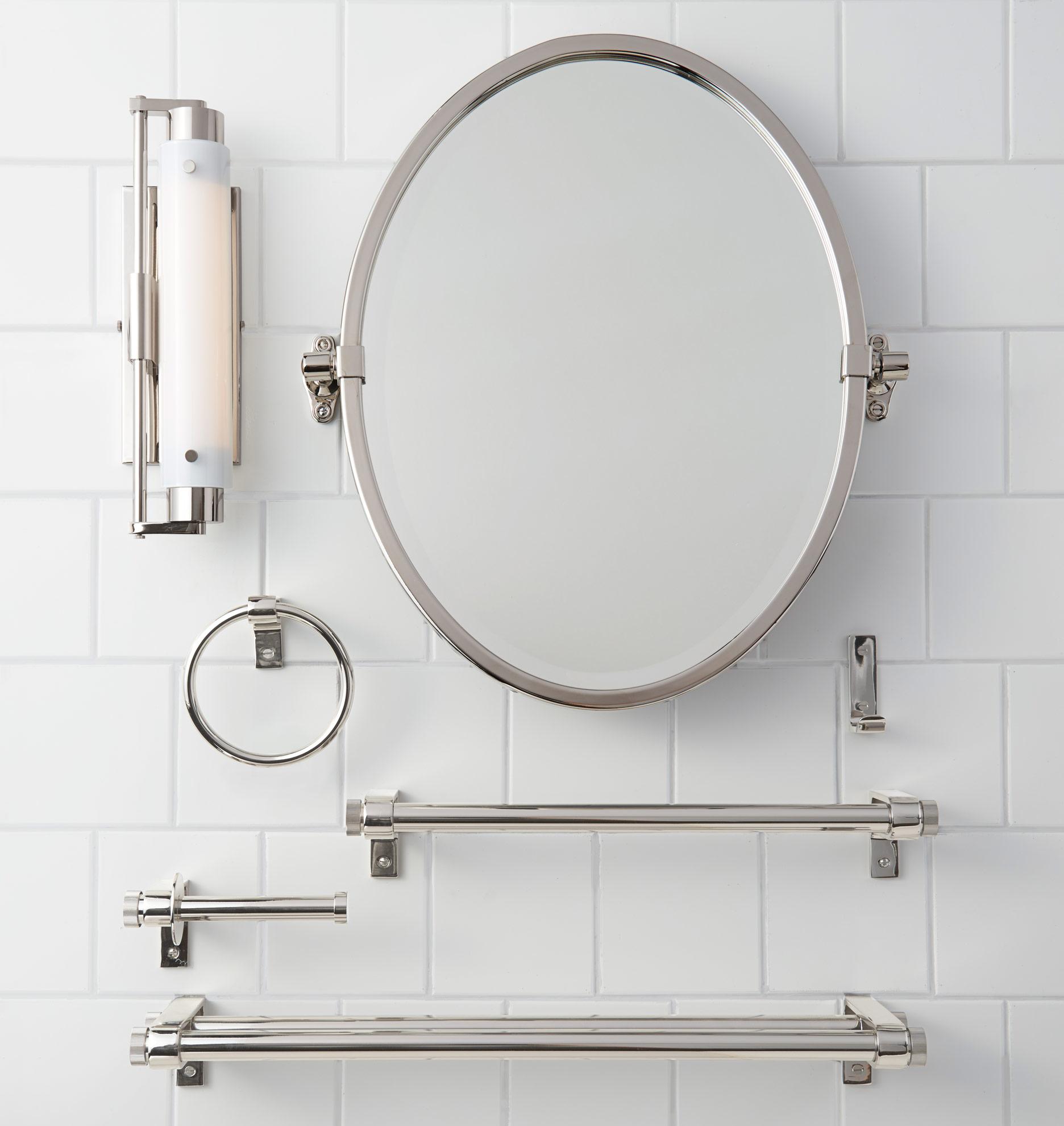West Slope Toilet Paper Holder | Rejuvenation