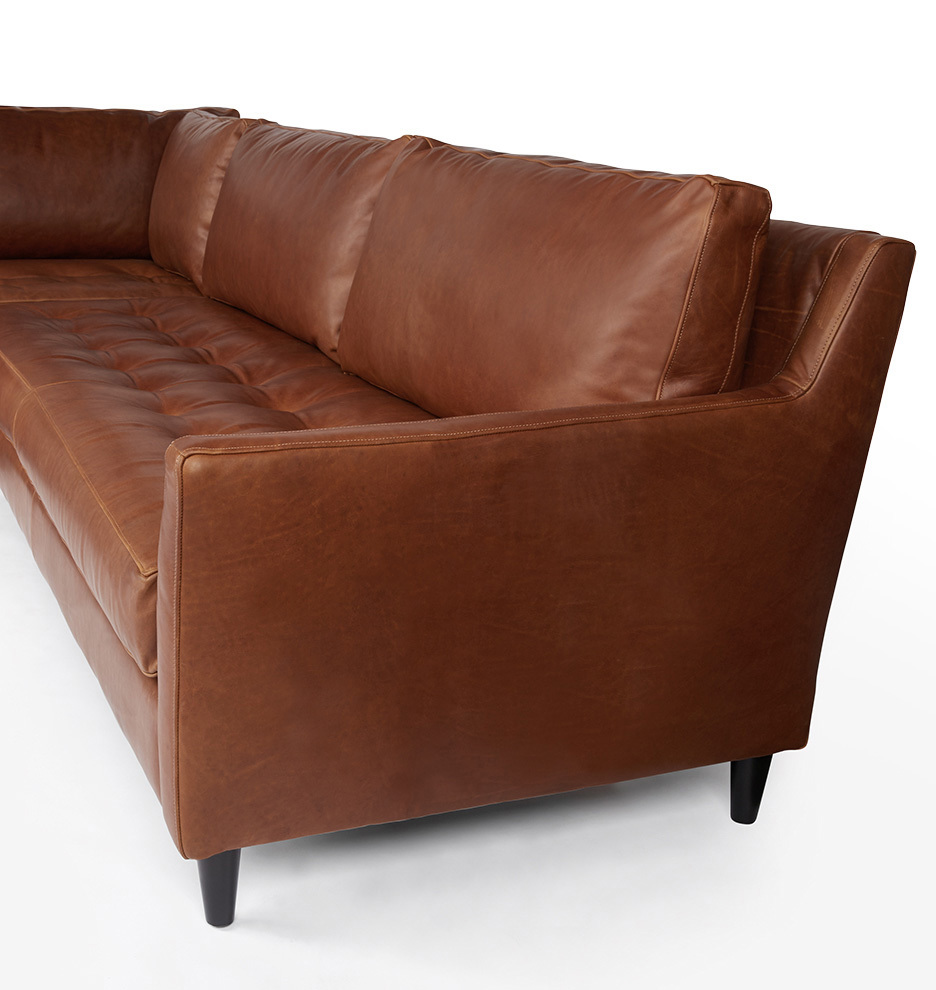 Hastings Sectional Leather Sofa Left Arm Rejuvenation ~ Pictures Of Leather Sofa