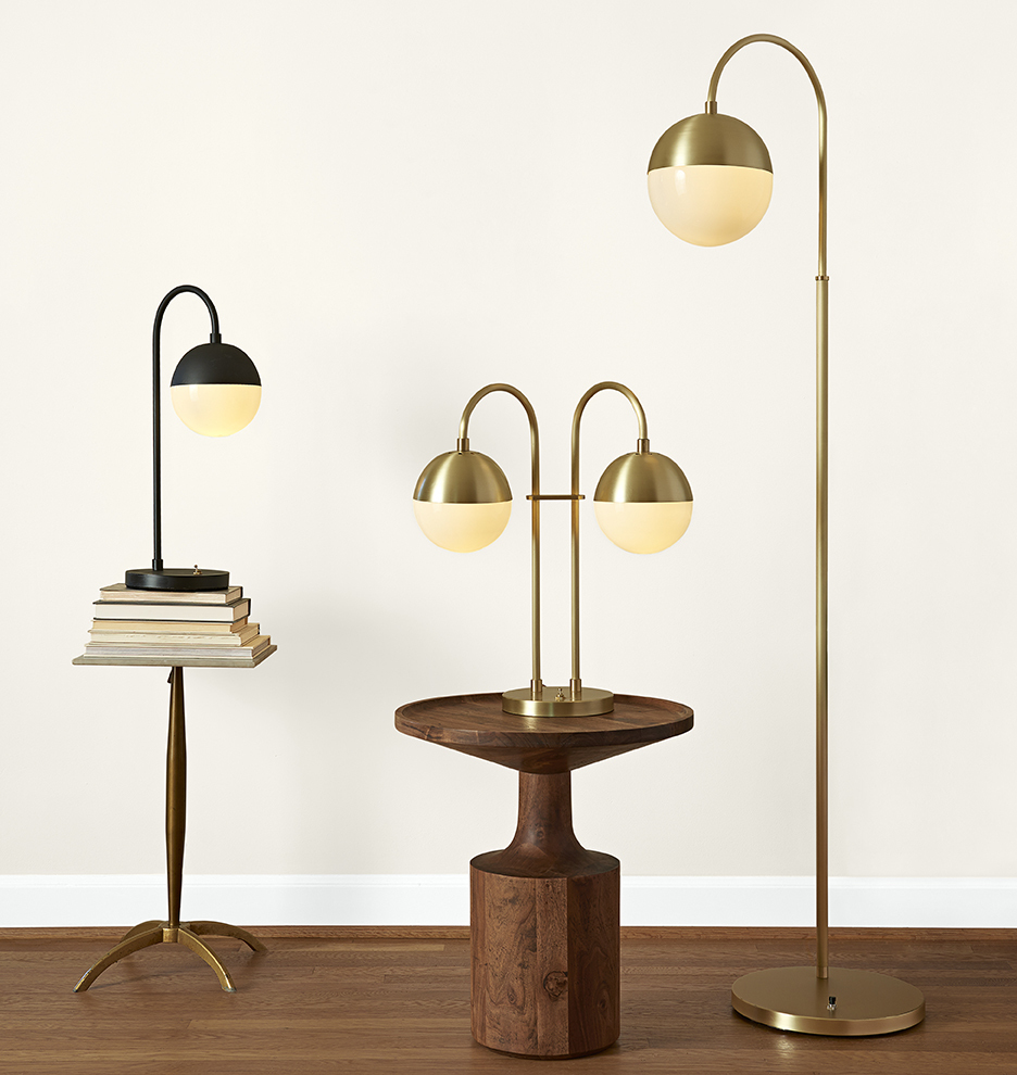 Cedar & Moss Table Lamp | Rejuvenation