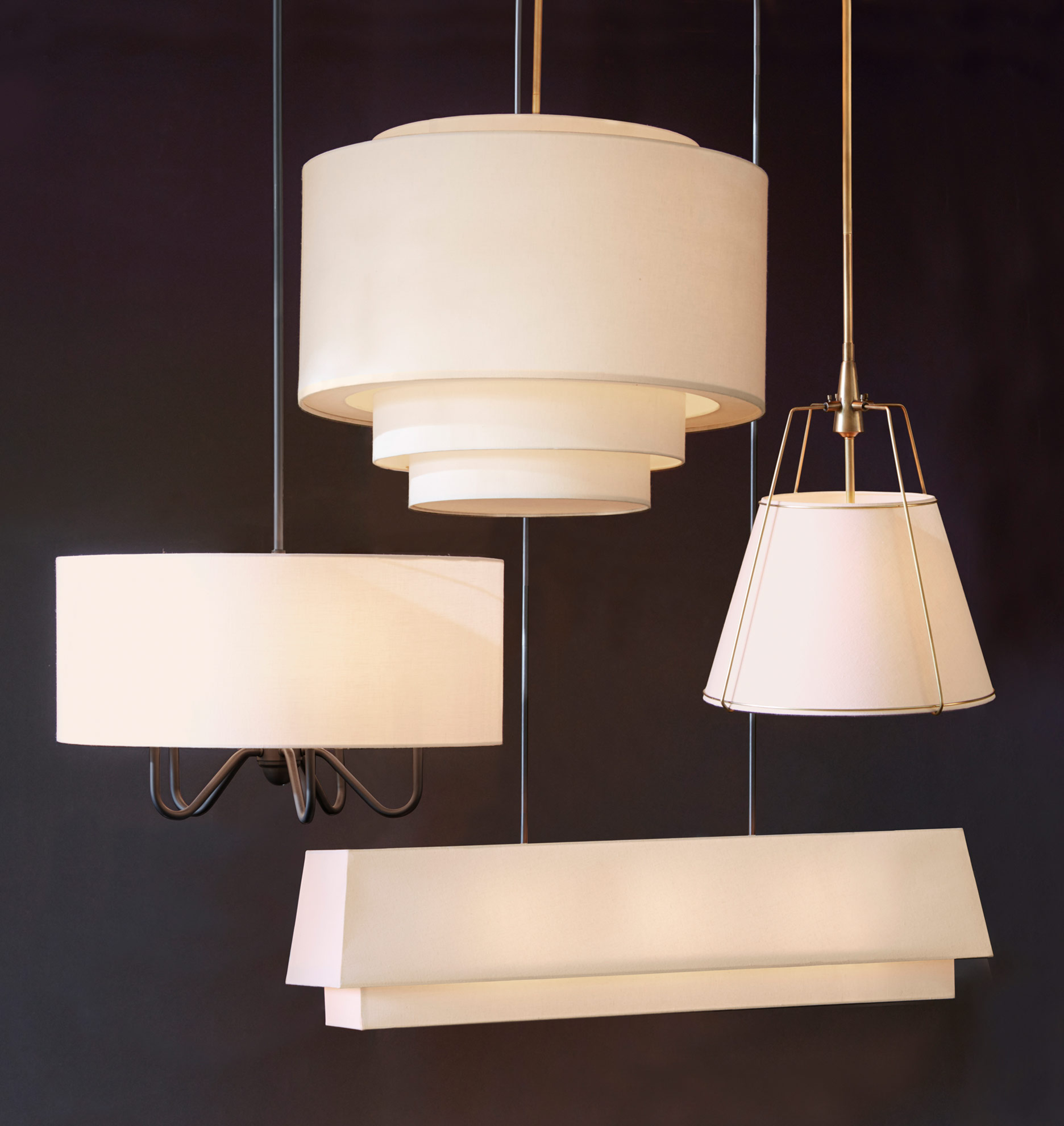 drum lighting pendant. Drum Lighting Pendant