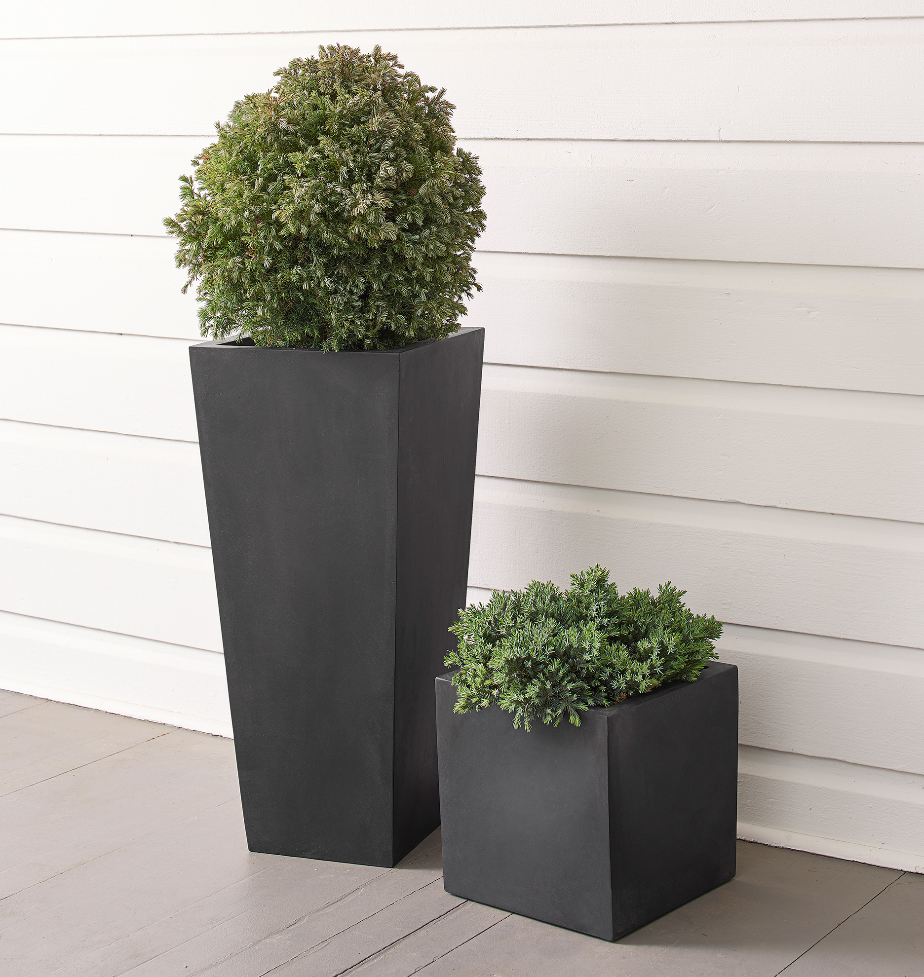 planter img planters home porch and front heart diy hands gold with legs dipped