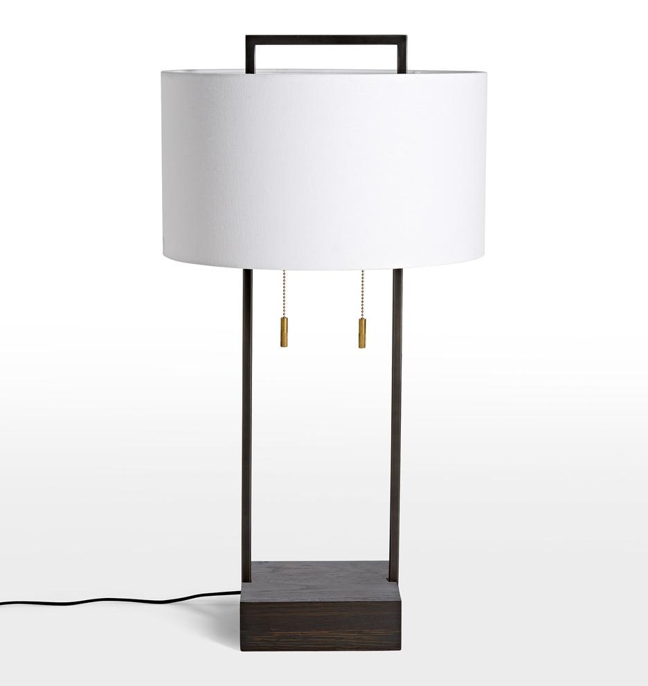 Dixon Tall Table Lamp Rejuvenation