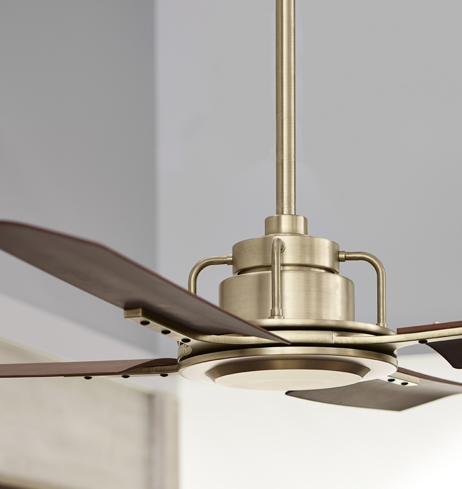 Peregrine industrial ceiling fan rejuvenation