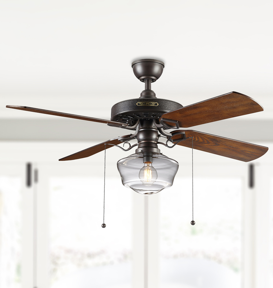 ceiling fan light covers clear