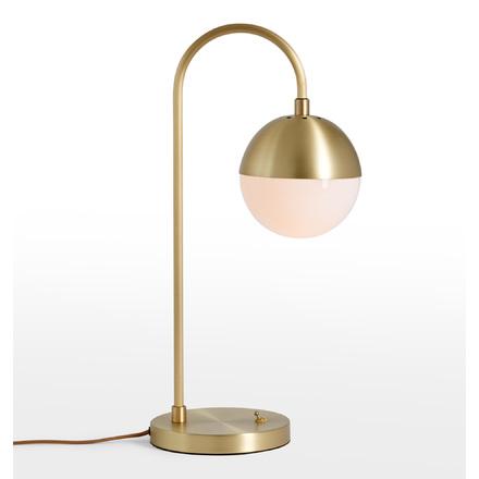 Cedar moss table lamp