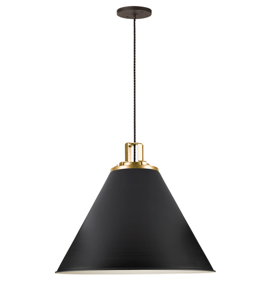 frama copper cone lighting lifestyle to images the skip end gallery large of pendant