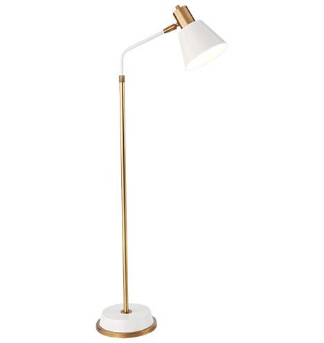 Cylinder Task Floor Lamp Rejuvenation