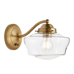 "Rose City 3-1/4"" Fitter Arched Sconce"