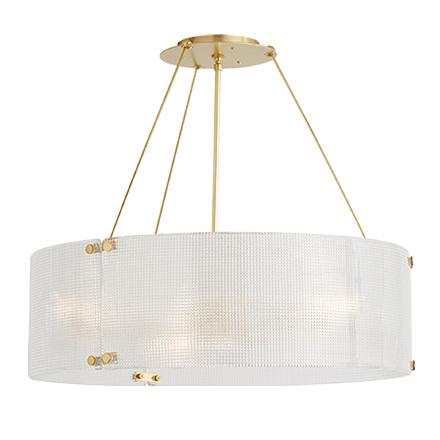 Decorative chandeliers rejuvenation willamette 32 diamond glass chandelier aloadofball Images