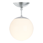 Sfera 8in. Semi-Flush