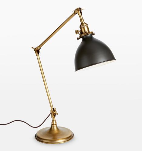 Grandview Task Lamp Rejuvenation