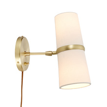 Conifer Short Plug In Wall Sconce
