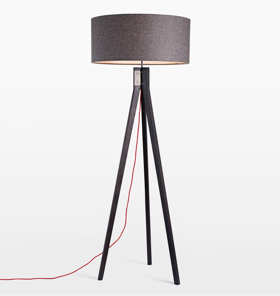 buy online 73862 9a595 FOLK Tripod Floor Lamp