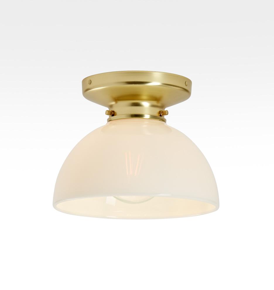 Bathroom ceiling lights rejuvenation foster 2 14 flush mount fixture aloadofball Choice Image