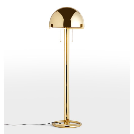 Altadena metal shade floor lamp