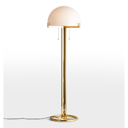 Altadena Glass Shade Floor Lamp