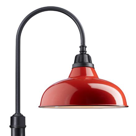 Carson Shepherdu0027s Hook LED Post Light