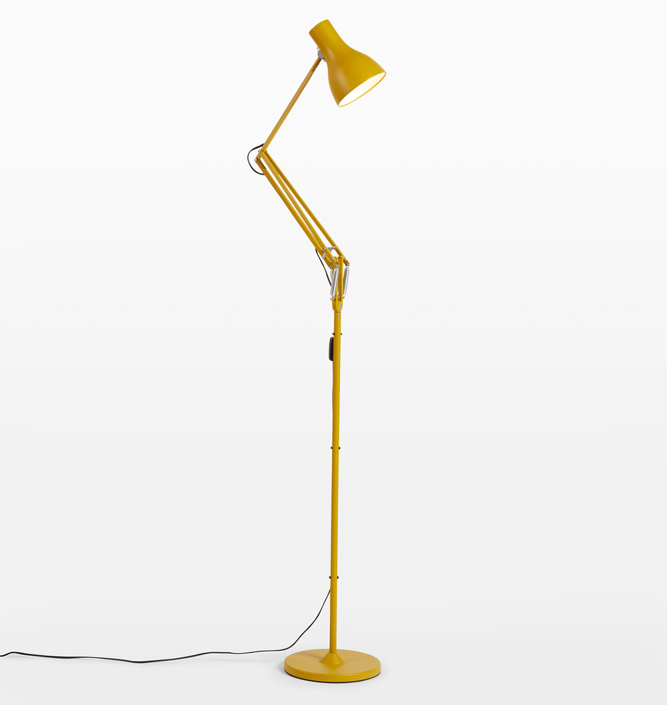 Anglepoise Type 75 Floor Lamp Rejuvenation