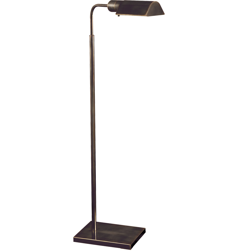 Studio Adjustable Floor Lamp | Rejuvenation