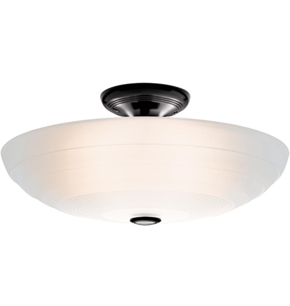Flush Ceiling Lights For Kitchens Glide center post large semi flush fixture rejuvenation z016666 workwithnaturefo