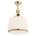 "Hollywood 6"" Fitter Winged Semi-Flush Fixture"