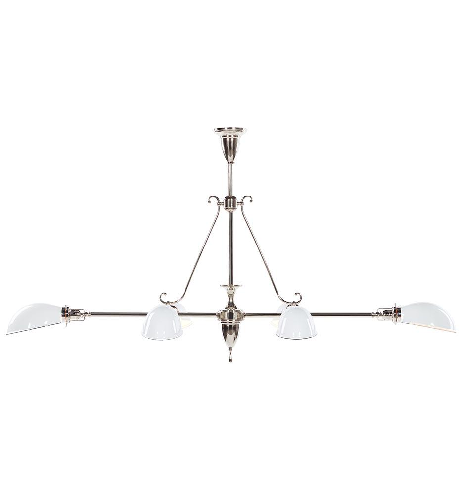 Blue pointe 6 arm chandelier rejuvenation a2690 102315 01 a2690 arubaitofo Choice Image