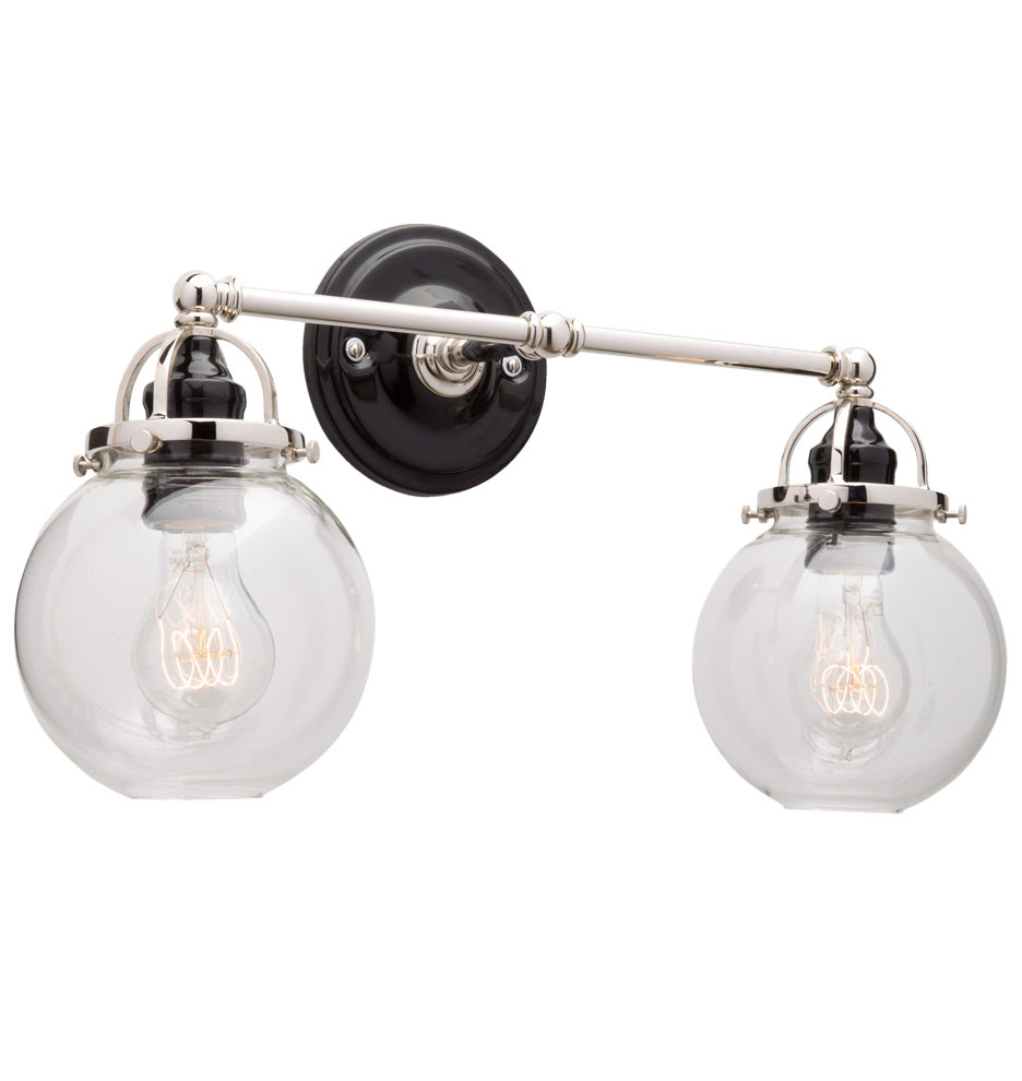 Bath · Bathroom Sconces; Mist Double Sconce. A2904 101014 1 A2904