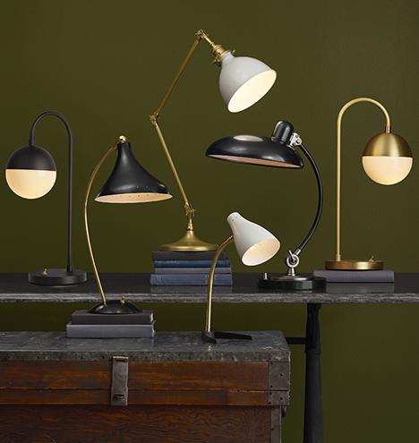 Bruno Table Lamp   Rejuvenation