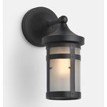 Columbia Small Single Sconce