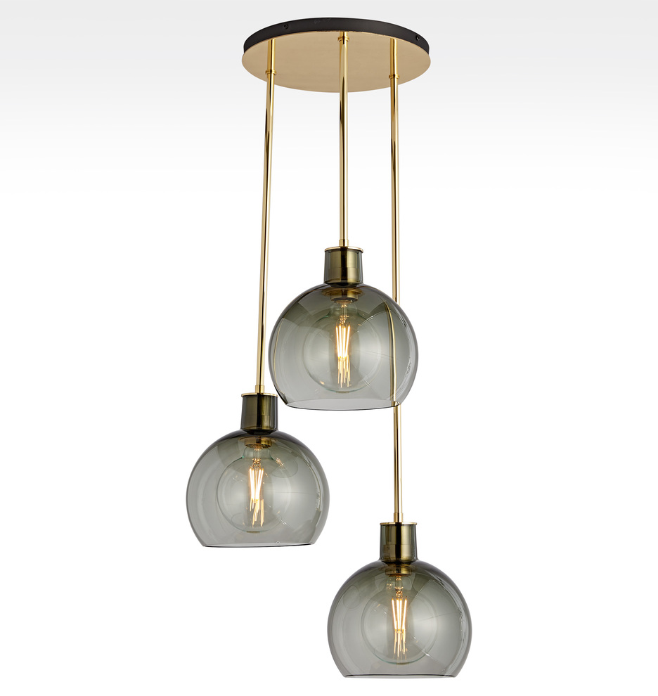 3 light pendant chrome generating preview image of your customized product edendale 9