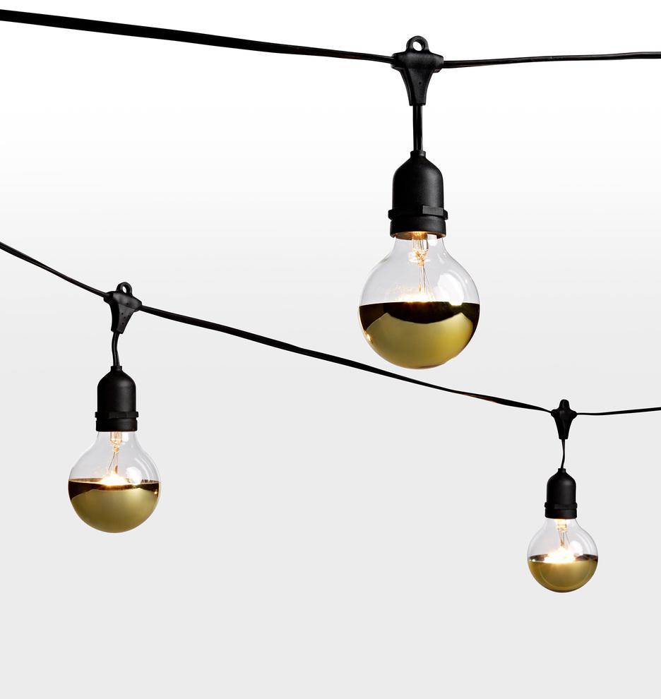 Outdoor String Lights | LED String Lights | Rejuvenation