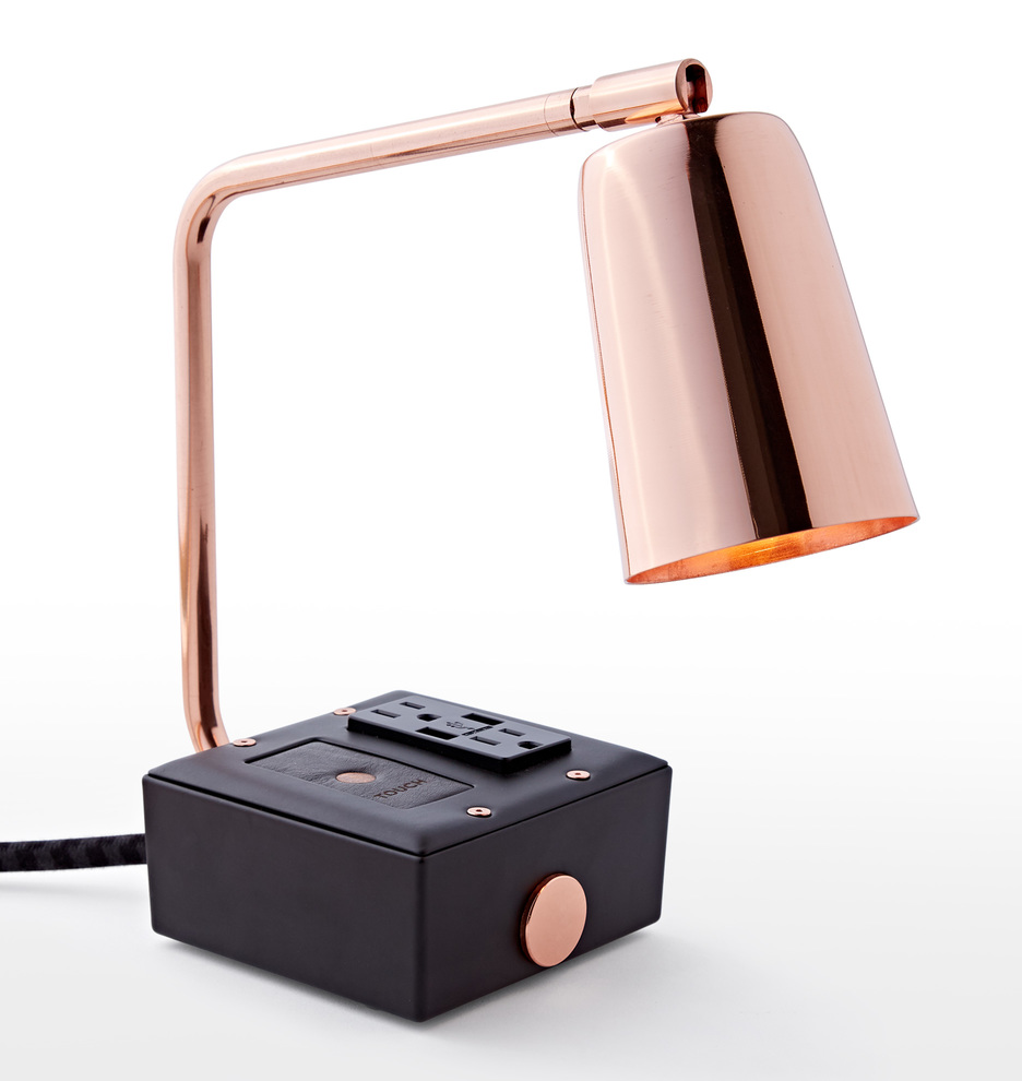 walmart and bedroom table target lamp size of with charging usb ports large in desk outlet built bedside base port lamps outlets