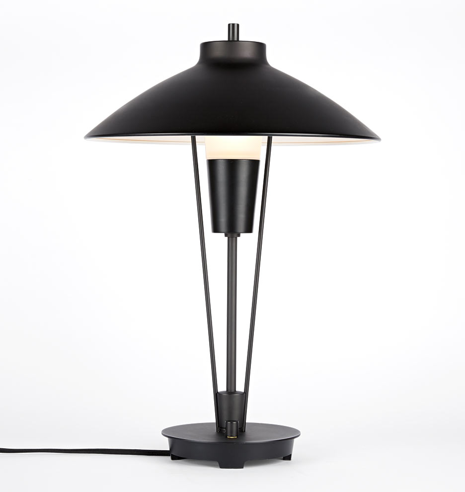 Ensley table lamp metal shade rejuvenation for a limited time mozeypictures Image collections