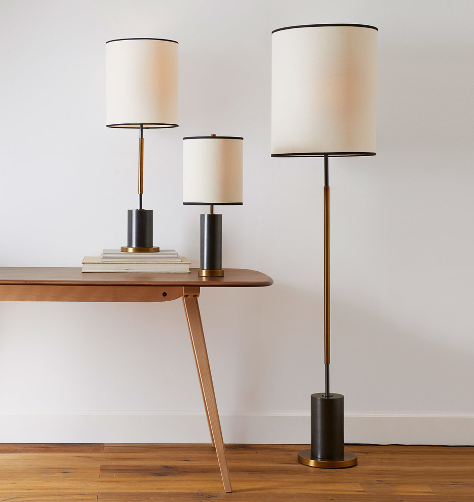 West Elm Rejuvenation Floor Lamp