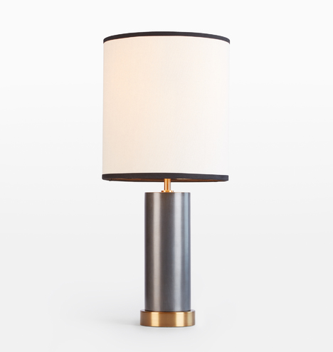 Cylinder Accent Table Lamp Rejuvenation
