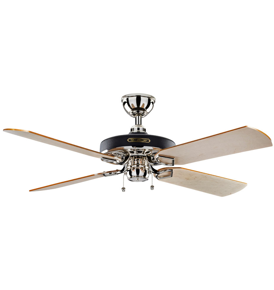 Heron ceiling fan no light 4 blade ceiling fan rejuvenation aloadofball Choice Image