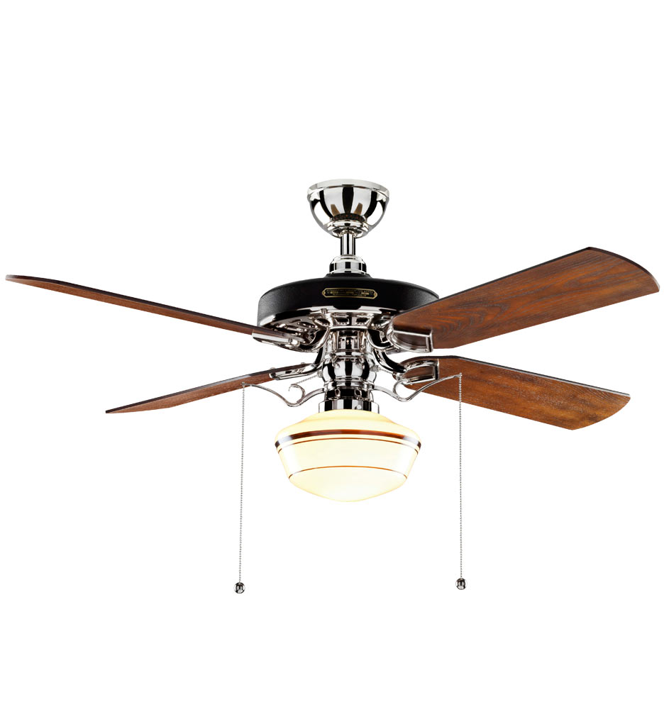 Heron ceiling fan with opal coffee striped shade 4 blade ceiling heron ceiling fan with opal coffee striped shade 4 blade ceiling fan with light kit rejuvenation aloadofball Choice Image