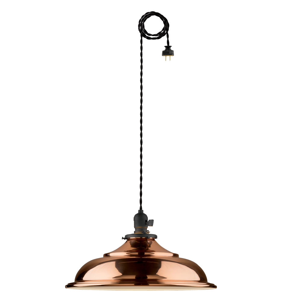 Lighting · Pendants; Baltimore Plug-In. ships FREE. Z020833  sc 1 st  Rejuvenation : plug in lighting - azcodes.com