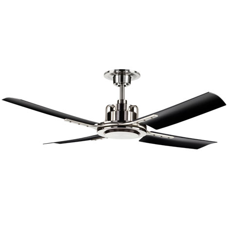 Peregrine industrial ceiling fan no light 4 blade ceiling fan qty aloadofball Gallery