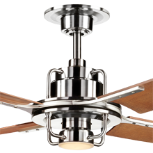 Peregrine industrial led ceiling fan led 4 blade ceiling fan peregrine industrial led ceiling fan led 4 blade ceiling fan rejuvenation mozeypictures Choice Image