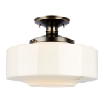 Eastmoreland LED Semi Flush 8in
