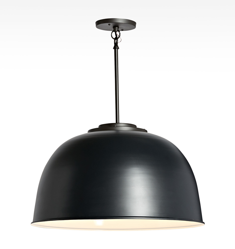 pagazzi dome large pendant cane malabon lighting light ceiling
