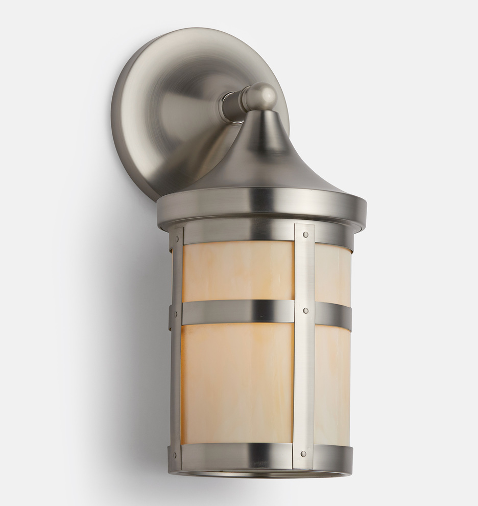 Columbia 7 arts crafts lantern wall sconce rejuvenation lantern wall sconce a9484 bn exp c1 180301 3 a9484 aloadofball Image collections