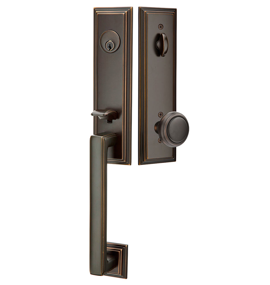 Exceptionnel Product Description. Our Wilshire Exterior Tubelatch Door Sets With Norwich  Knobs ...