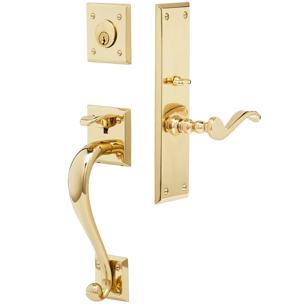 Product Description. Our Lucas Exterior Mortise Lock ...