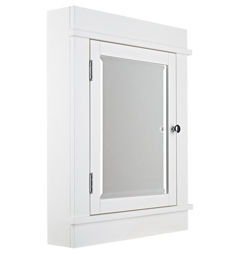 Wright Medicine Cabinet Fsc Certified Solid Wood