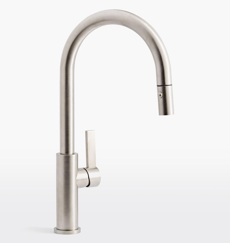 Corsano Blade Handle Pull Down Kitchen Faucet Rejuvenation
